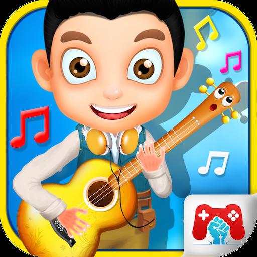 音樂學習的孩子 教育 LOGO-玩APPs
