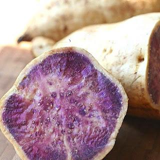 Mashed Okinawan Sweet Potatoes Recipe