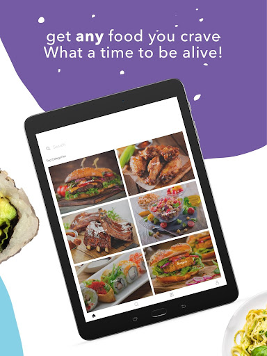Screenshot for Bite Squad - Restaurant Food Delivery in United States Play Store