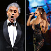 Bocelli & Grande: could be an opera duo, except they're really, really not