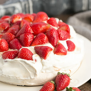 Icing Sugar Pavlova Recipes