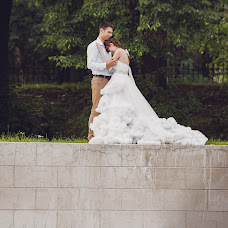 Wedding photographer Ulyana Dan (makaser). Photo of 13.08.2016
