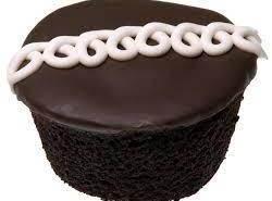 Scratch Hostess Cupcakes