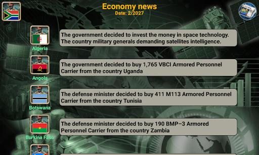Africa Empire 2027  screenshots 8