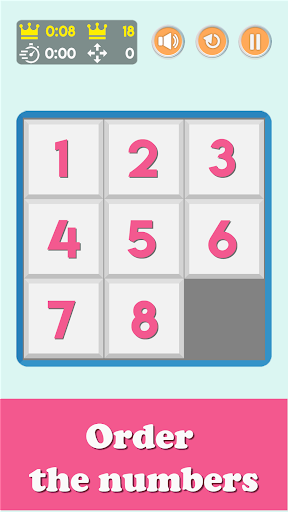 NumPuzzle: Sliding 15 Puzzle. Game of fifteen. screenshot 4