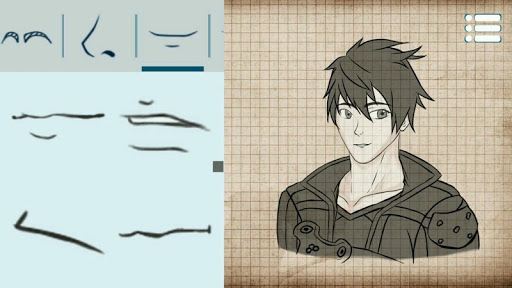 Avatar Maker: Guys screenshot 11