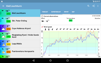 Windfinder Pro Screenshot 21