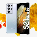 Samsung galaxy s21 ultra icon