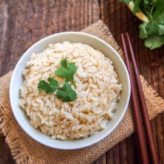 Coconut Oil Jasmine Rice