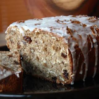 Gluten-Free Oatmeal-Raisin Bread.