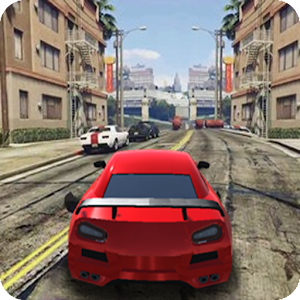 Traffic Drag Racer Full - Гонки
