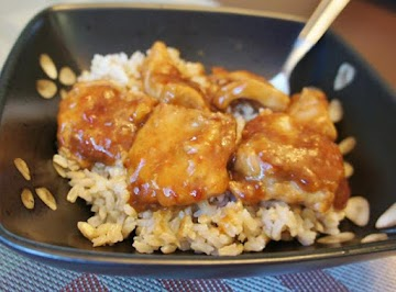 Cashew Chicken From Todays Mama Recipe