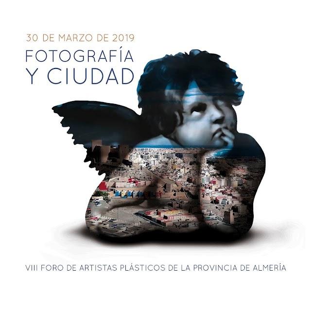 Cartel del Foro de Artistas Plásticos.