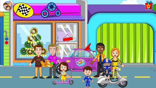 My Town: Car Garage. Wash & Fix kids Car Game  screenshots 6