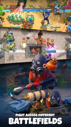 War Alliance: Heroes screenshot 5