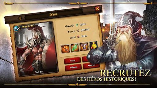 Code Triche Age of Warring Empire APK MOD screenshots 5