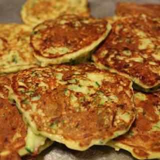 Zucchini Pancakes No Flour Recipes