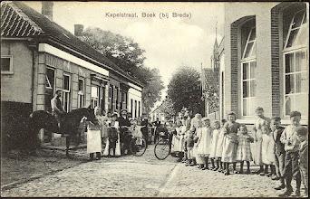 Photo: 1910 Kapelstraat, Beek (tot 1943 bij Princenhage)