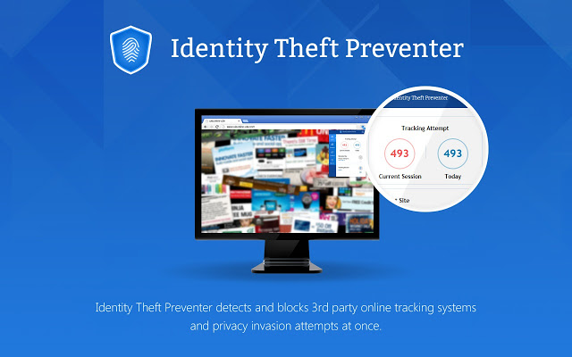 Identity Theft Preventer Lite version