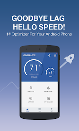 Clean Master (Boost & AppLock) Screenshot 1