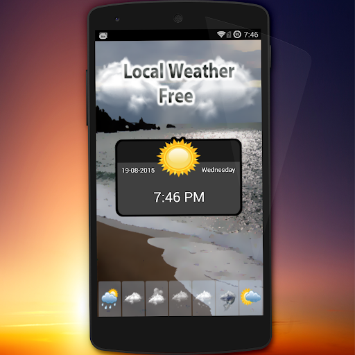 Local weather free
