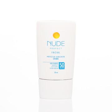 Protector Solar Nude   Spf50 Facial x50ml.