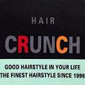 美容室・ヘアサロン HAIR CRUNCH(ヘアー クランチ) 公式アプリ icon