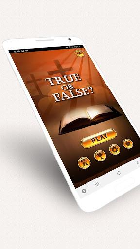 True or False? - Bible Games 1.0 Screenshots 7