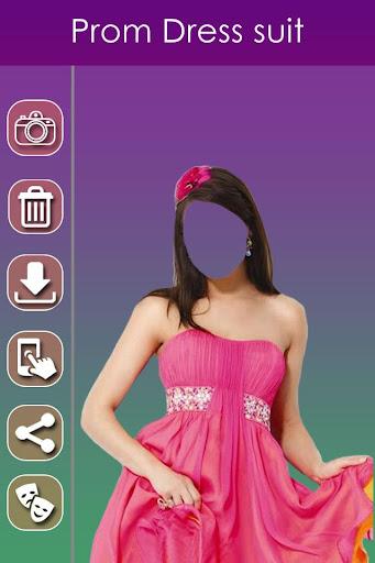 Prom Dress Photo Suit