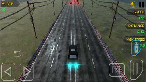 Fighter Car Racer 3D screenshot 4
