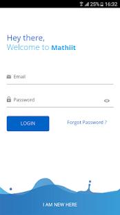 Download Mathiit Exam For PC Windows and Mac apk screenshot 1