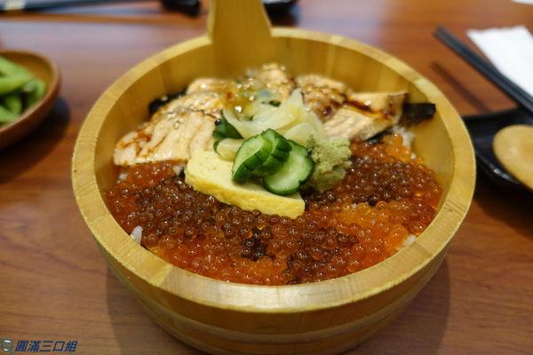箸福 手作壽司丼飯@來來來感受三心的最高品質 還有創意無限的當季限定
