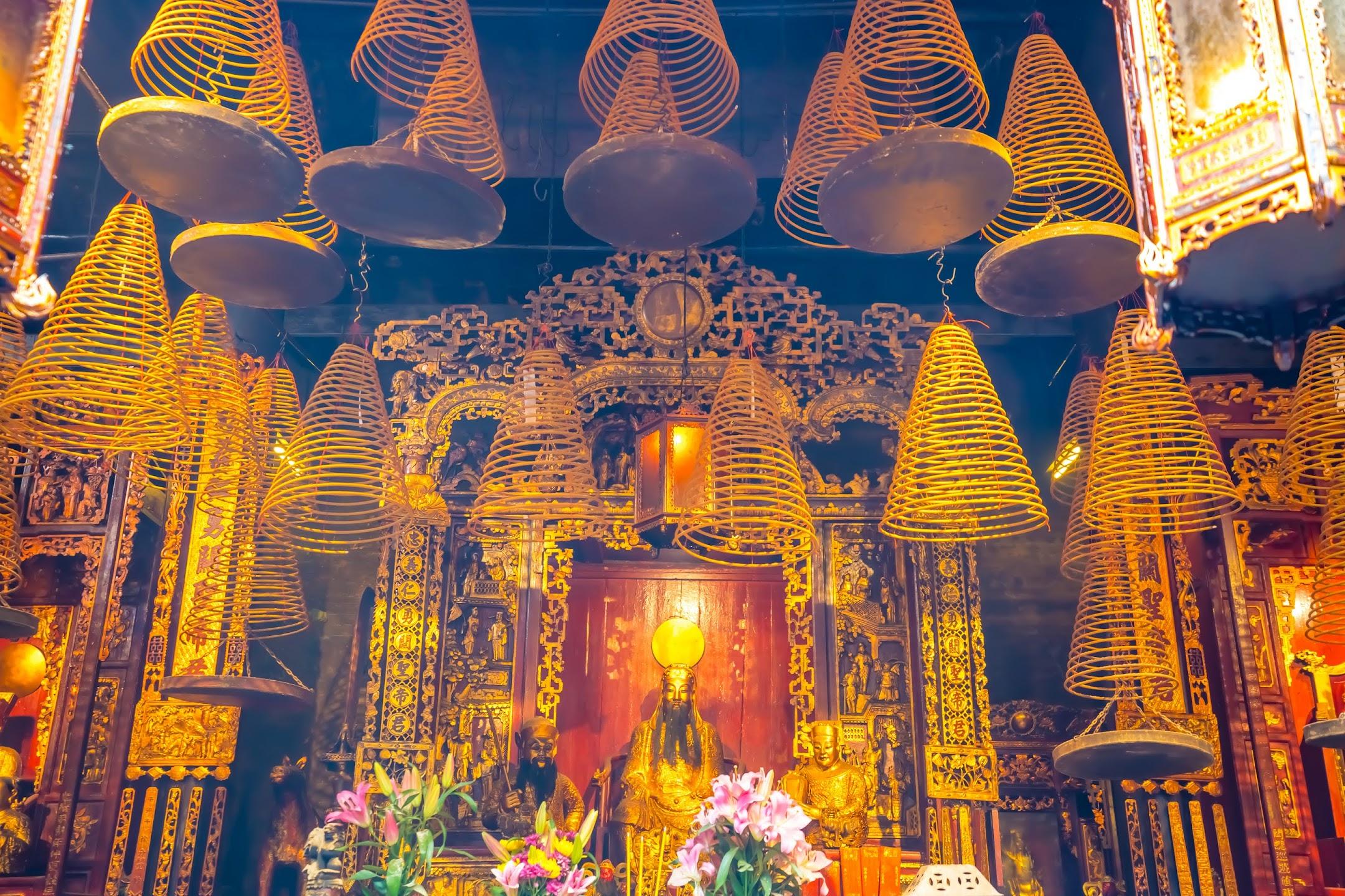 マカオ 関帝廟