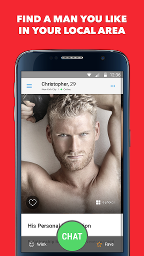 Just Men - Best Gay Dating App