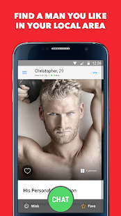 Just Men - Best Gay Dating App - náhled