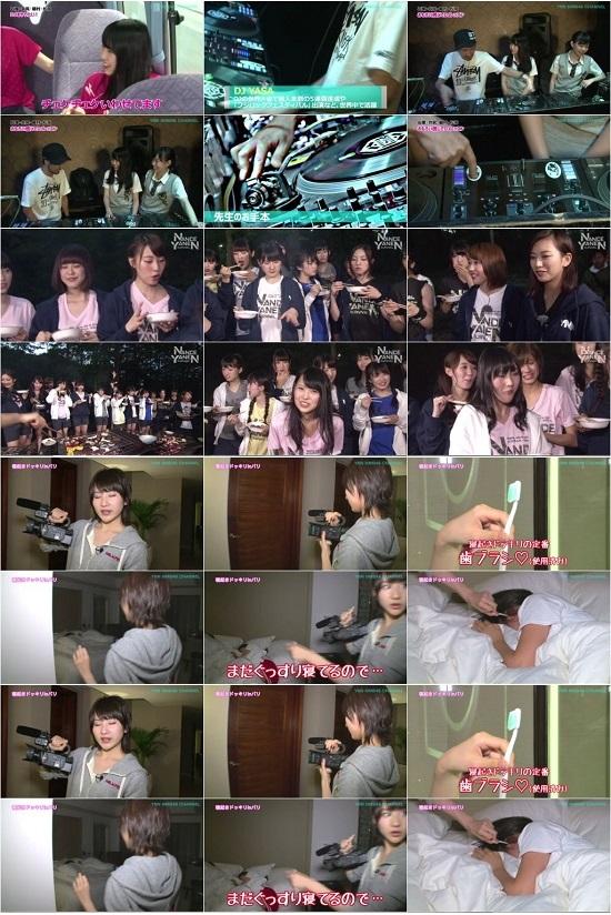 (TV-Variety)(720p) YNN [NMB48チャンネル] Collection 150824 ~ 150828