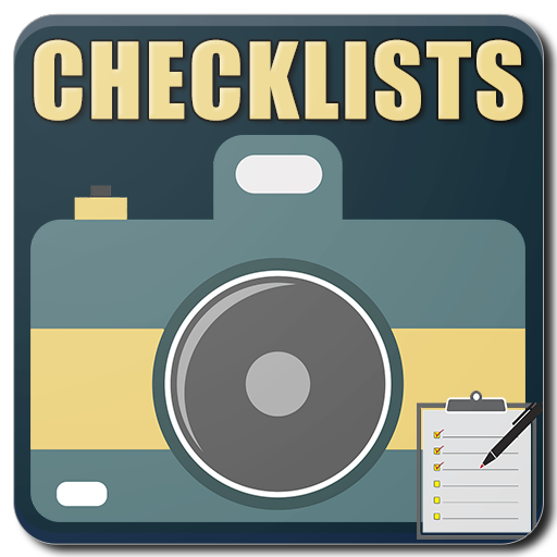 Photoshoot Checklists