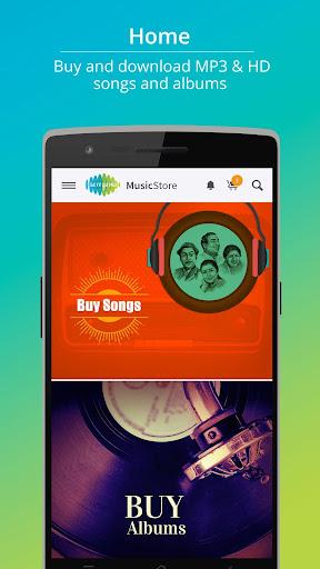 Saregama Music Store screenshots 1