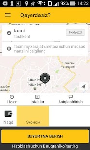 AlfaTaxi — лучшее такси в Ташкенте! - náhled