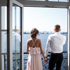 Wedding photographer Natalya Rodionova (wedsmile). Photo of 12.10.2017