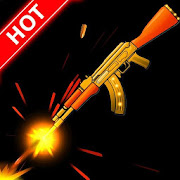 Flipy Gun : Swing the Gun Challenge