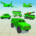 OffRoad US Army Transport 2021 icon