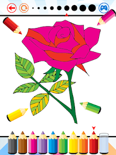 Coloring Book Games Learn Coloring Pictures Sheets Mod Apk