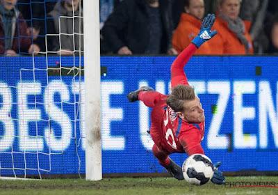 Boy de Jong kwam niet dankzij zijn vader naar Anderlecht