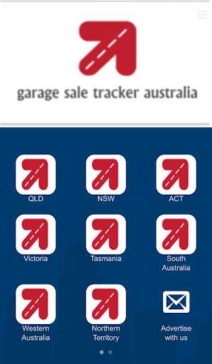 Garage sale tracker Australia