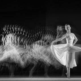 slow motion by Miya Rachmi - People Portraits of Women