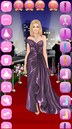 Red Carpet Dress Up Girls Game apktram screenshots 16
