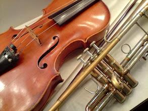 Photo: Violino e Trompete