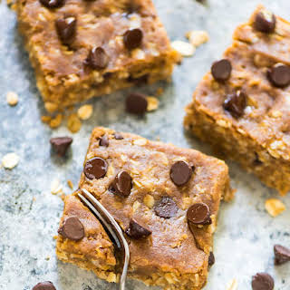 Healthy Oatmeal Chocolate Chip Bars Recipes.