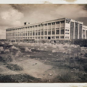 Lost in Time by Isabella Farrell Kym Matthews - Buildings & Architecture Decaying & Abandoned ( #abandoned #powerstation #decay #old #anandonedplace )